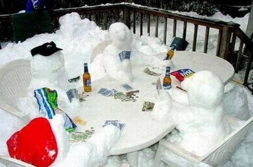 20 Of The Funniest Snowmen Pictures Of All Time