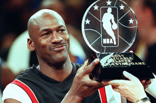 20 Of The Greatest Photos Of Michael Jordan