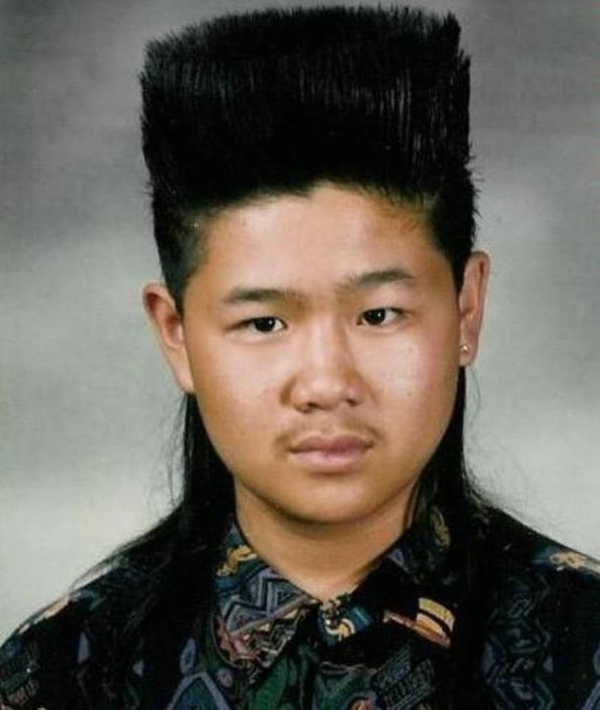 Ugly Hairstyles For Guys Hairdoes