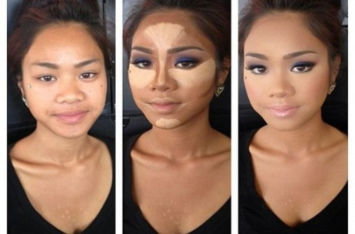 20 Of The Most Stunning Makeup Transformations