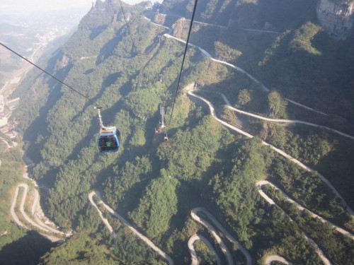 20 Of The World's Most Treacherous Roads
