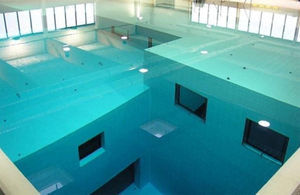 20 Strange And Wonderful Swimming Pools