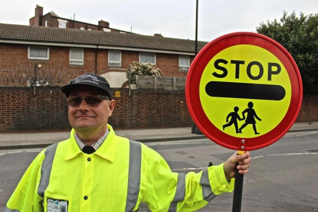 Lollipop Men And Women Set To Be Trained In Conflict Resolution To Tackle Road Rage Problem