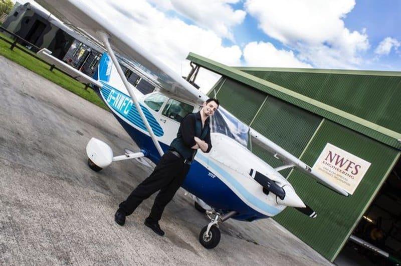 world record plane