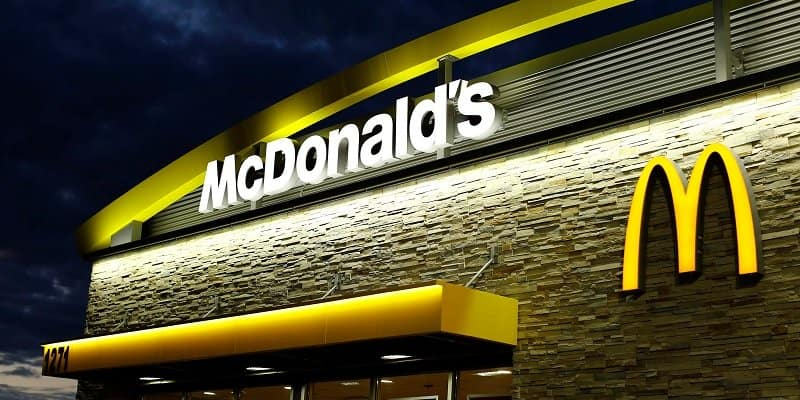 Swedish McDonald's Introducing Table Bookings And Silver Service
