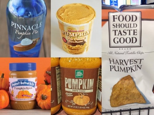 10 Odd Pumpkin Flavored Things You Didn't Know Existed