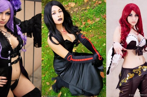 10 Of The Hottest Female Cosplayers