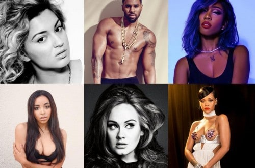 10 Of The Hottest Pop Stars Under 30
