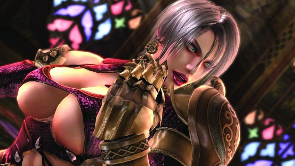 10 Of The Sexiest Female Video Game Characters-8412