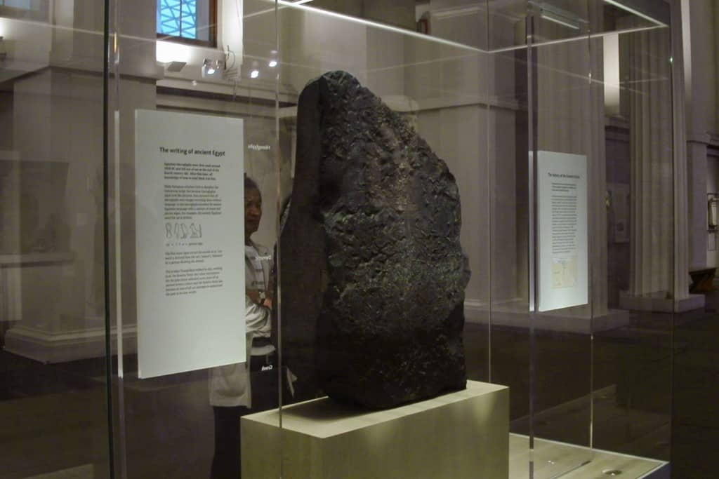 10 People Who Accidentally Discovered Priceless Treasures Rosetta Stone French