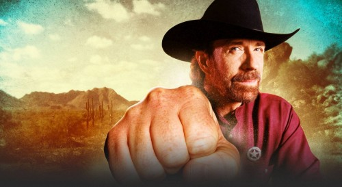 10 Reasons Not To Piss Off Chuck Norris
