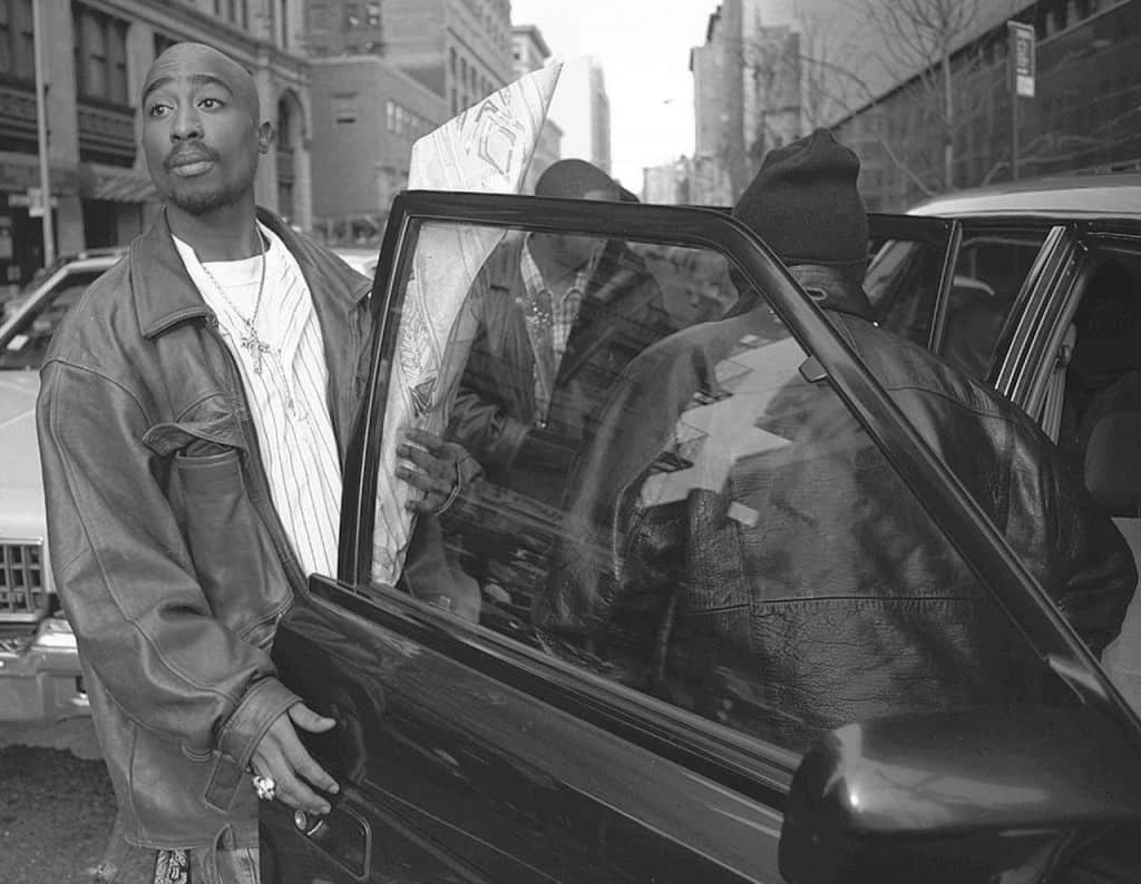 Tupac Wrote A Single Letter From Prison Before His Death