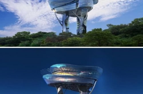 10 Brilliantly Designed Observation Towers From Around The World
