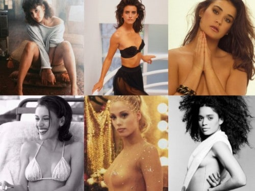 10 Of The Hottest Actresses From The 80's