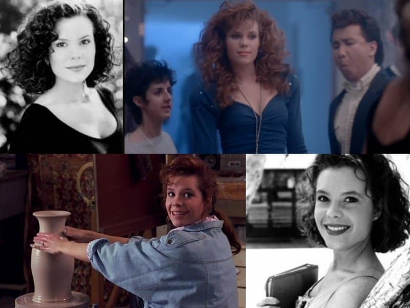 Hottest actresses of the 80s