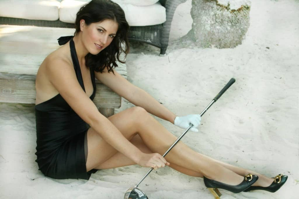 10 Of The Hottest Female Golfers In 2015