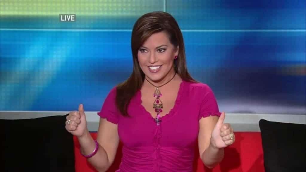 Sexy tv news anchors