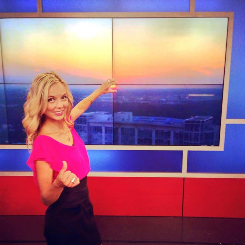 10 Of The Hottest Weather Reporters In The World