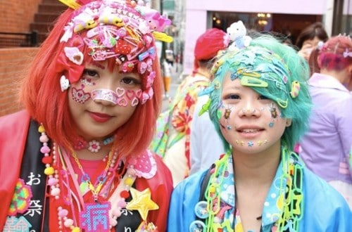 10 Of The Most Unusual Japanese Subcultures