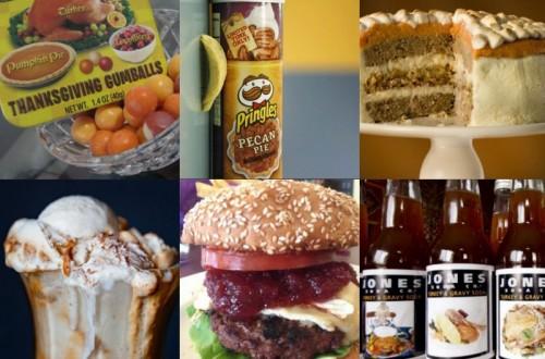 10 Of The Strangest Thanksgiving Inspired Foods
