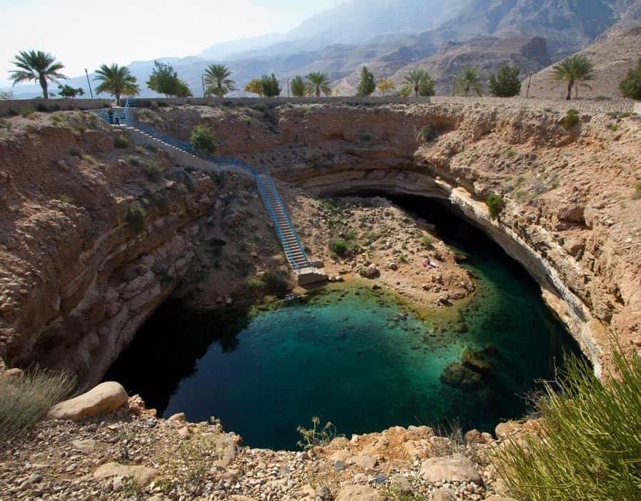 10 Shockingly Dangerous Sinkholes Around The World