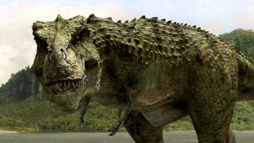 10 Terrifying Dinosaurs We're Glad Aren't Alive Now