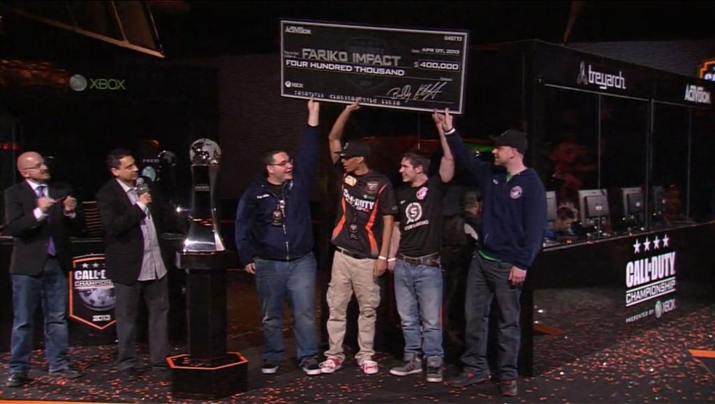 Halo 4 global championship prizes for mega