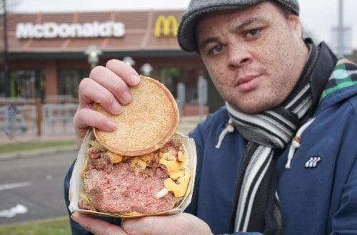 10 Disgusting Things Found In McDonald's Food