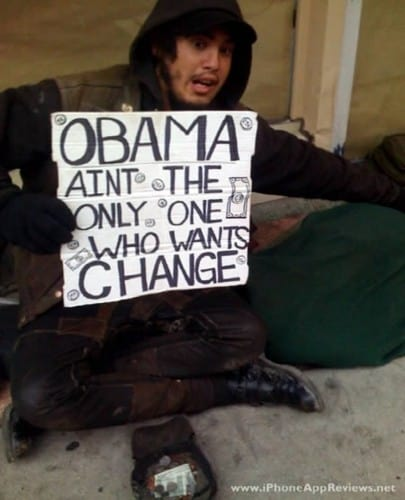 10 Funny And Bizarre Homeless Signs