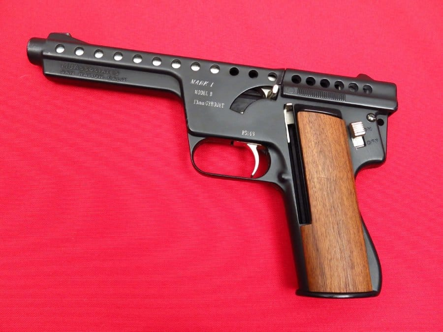 10 Historical Firearms That Are Wildly Unusual