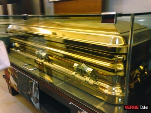 10 Of The Most Expensive Caskets And Coffins In The World