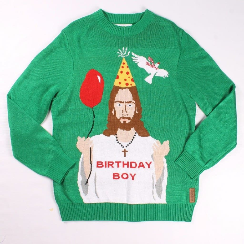 10 Of The Ugliest Christmas Sweaters In The World