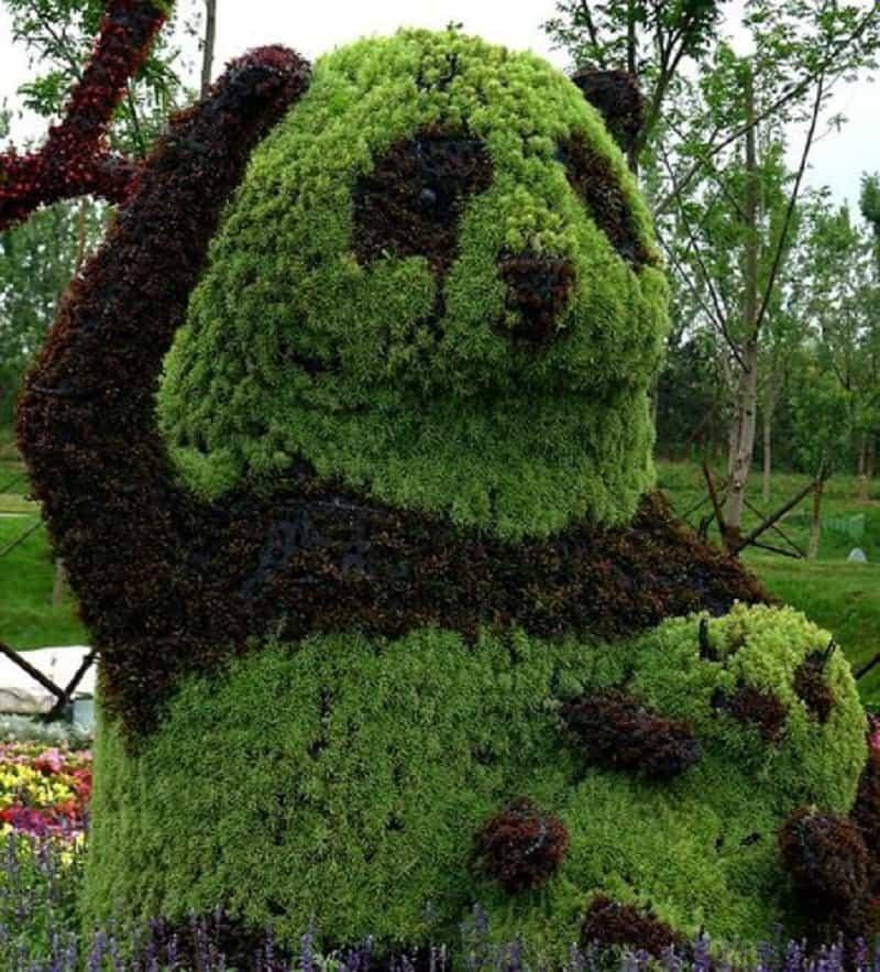 Amazing Topiary: 10 Amazing Pieces Of Topiary Art