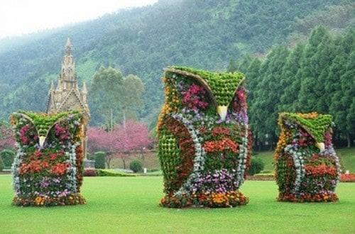 10 Amazing Pieces Of Topiary Art