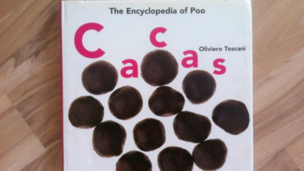 A Book Filled With Excrement, Cacas: The Encyclopedia Of Poo Has As Much As  68 Different Varieties Of Animal Poo.