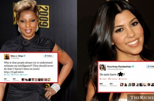 10 Of The Dumbest Social Media Posts By Celebrities