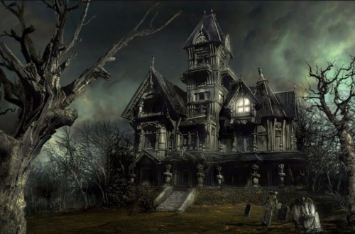 10 Of The Most Haunted Places In The World