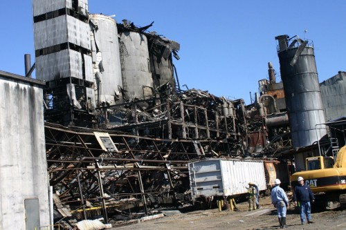 10 Recent And Deadly Industrial Disasters In America