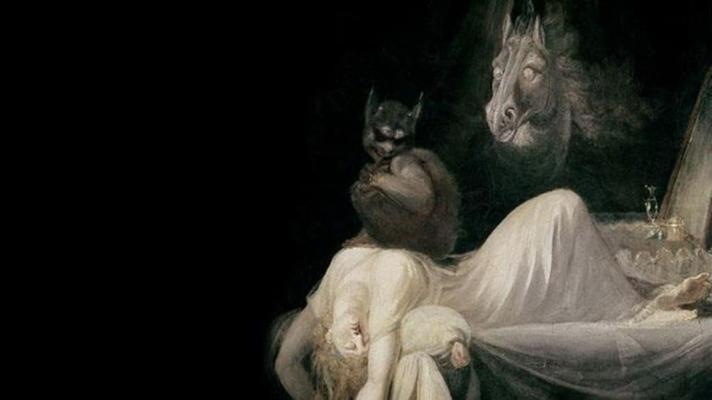 the nightmare by henry fuseli analysis
