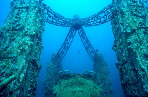 10 Truly Incredible Submerged Ruins To Explore