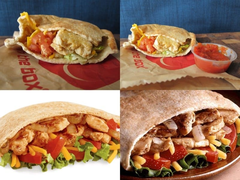 10 Fast Food Items With Less Calories Than You Think