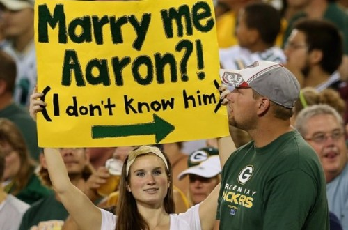 10 Hilarious Signs At Sporting Events