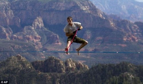 10 Incredible Pictures Taken By Daredevils