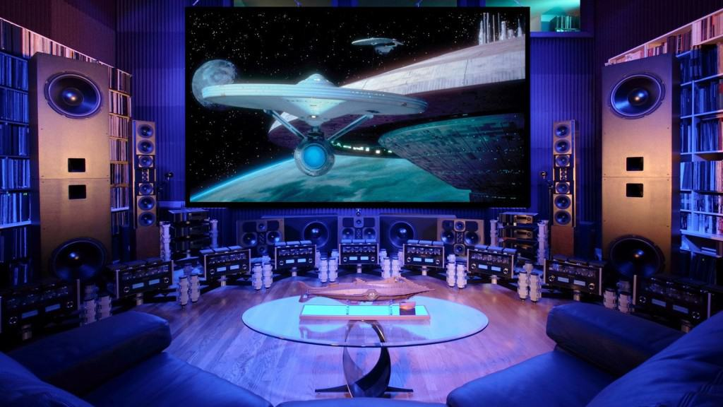 Kipnis Studio Standard Ultimate Media Room & 10 Most Incredible Home Theater Systems - Page 5 of 5