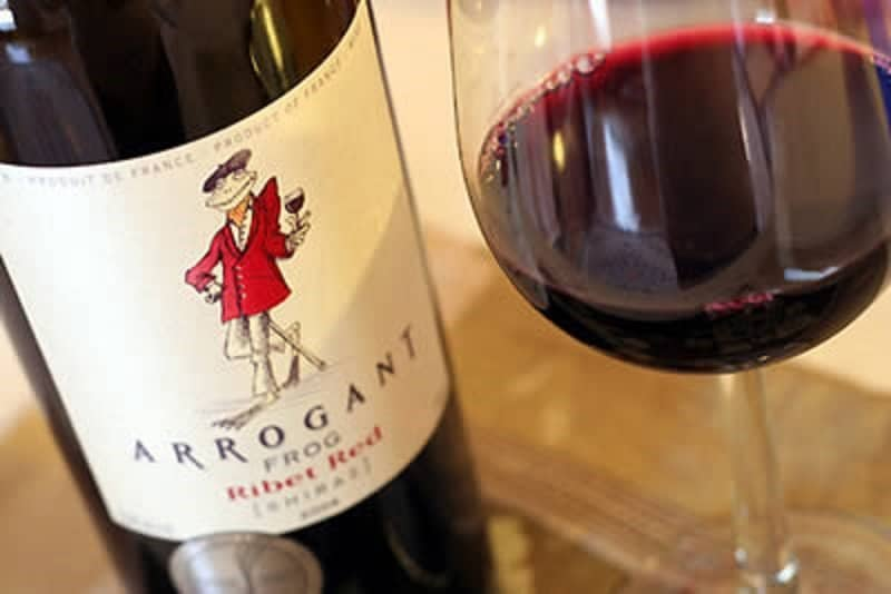 10 Of The Funniest Wine Brand Names