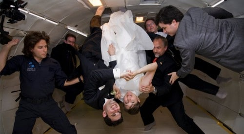 10 Of The Oddest And Most Unusual Weddings Ever