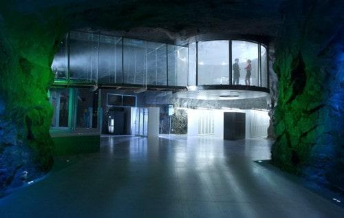 10 Truly Impressive Repurposed Bomb Shelters