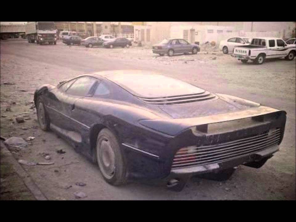15 High End Cars Abandoned In Dubai