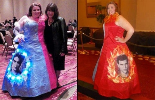 20 Of The Ugliest Prom Outfits You've Ever Seen