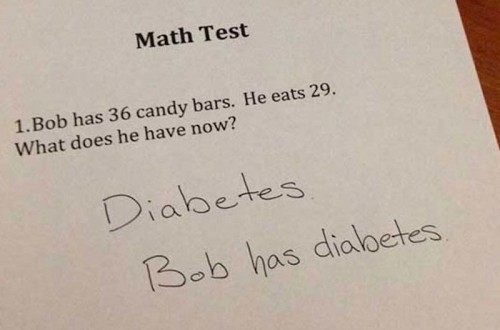 10 Hilarious Test Answers You Wish You Used In School
